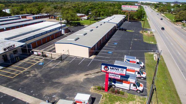 Move It Self Storage - Liberty Hill 15725 W State Highway 29 Liberty Hill, TX - Photo 1