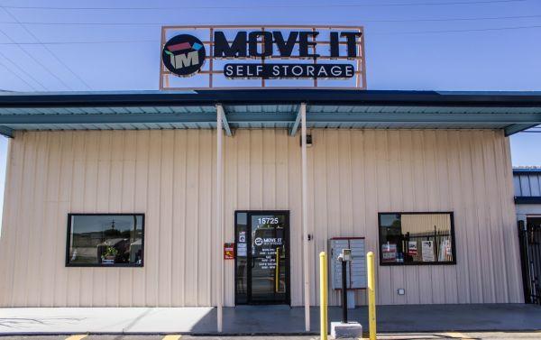 Move It Self Storage - Liberty Hill 15725 W State Highway 29 Liberty Hill, TX - Photo 0