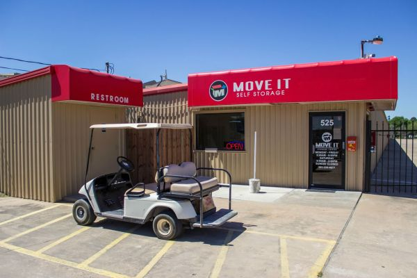 Move It Self Storage - Kemah 525 Cien Road Kemah, TX - Photo 2