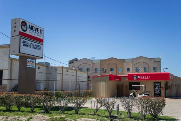 Move It Self Storage - Kemah 525 Cien Road Kemah, TX - Photo 0