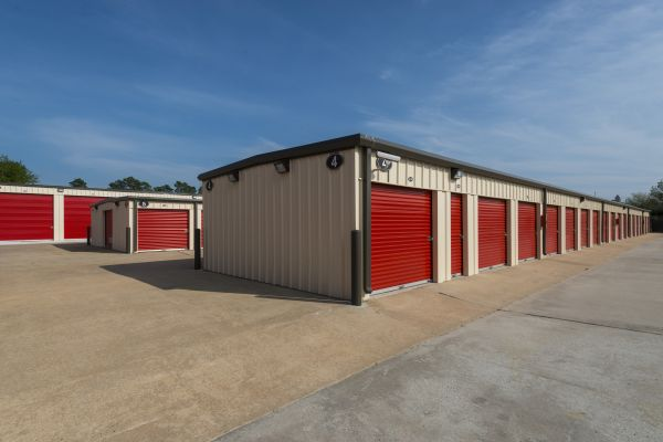 Montgomery Self Storage Cns17631 Highway 105 East Conroe Tx Photo 0