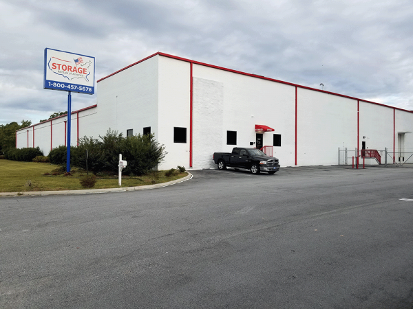 Storage Rentals of America - Simpsonville 1108 Northeast Main Street Simpsonville, SC - Photo 0