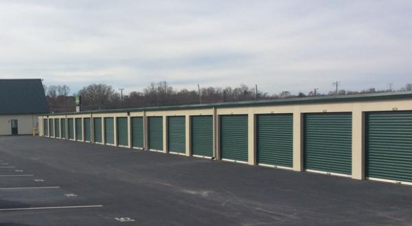 Storage Rentals of America - Greer 2276 North Highway 101 Greer, SC - Photo 1