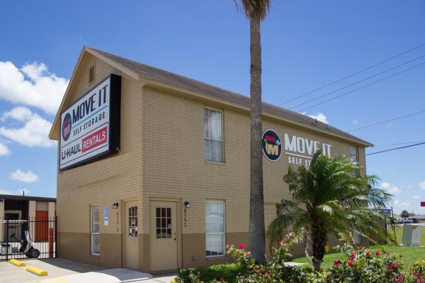 Move It Self Storage - Weber Road 6752 Weber Rd Corpus Christi, TX - Photo 1