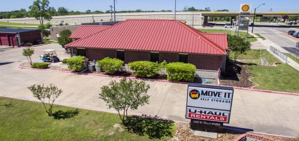 Move It Self Storage - Villa Maria 1429 West Villa Maria Road Bryan, TX - Photo 0