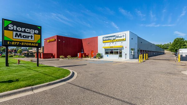 StorageMart - Frontage Rd & Hwy 169 5525 State Highway 169 Service Drive Plymouth, MN - Photo 2