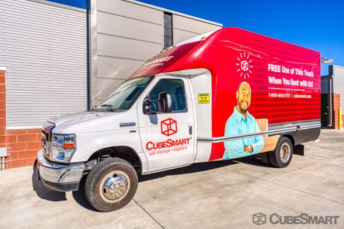 CubeSmart Self Storage - Denver - 3800 N Monaco Pkwy 3800 N Monaco Pkwy Denver, CO - Photo 8