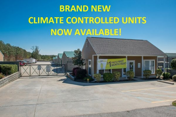 Photo Of Save Green Self Storage   1210 Atlas Rd  Columbia, SC