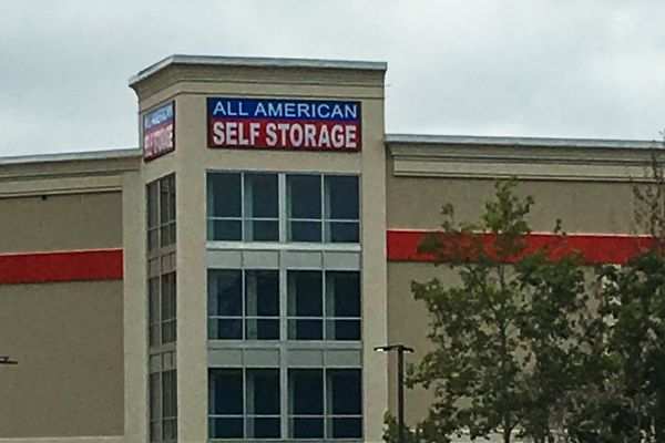 Attractive ... All American Self Storage   Mansfield   50 Wood Avenue50 Wood Avenue    Mansfield, MA ...