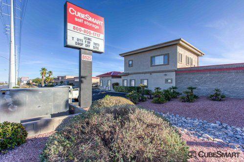 CubeSmart Self Storage - Las Vegas - 8525 W Flamingo Rd 8525 W Flamingo Rd Las Vegas, NV - Photo 0