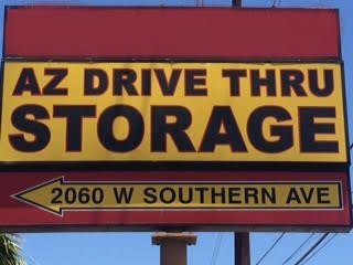 AZ Drive Thru Storage 2060 West Southern Avenue Mesa, AZ - Photo 0