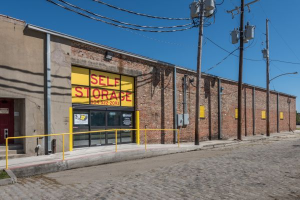 Riverfront Self Storage 441 Nuns Street New Orleans, LA - Photo 1