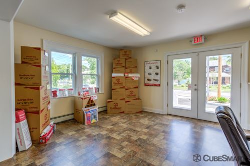 CubeSmart Self Storage - Patchogue - 120 River Avenue 120 River Avenue Patchogue, NY - Photo 2