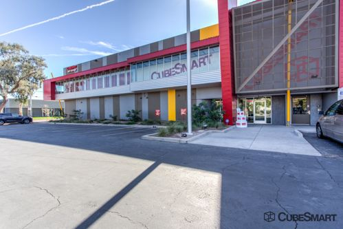 CubeSmart Self Storage - Phoenix - 841 E Jefferson St 841 E Jefferson St Phoenix, AZ - Photo 0
