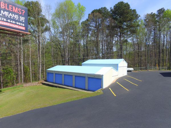 Sterling Storage 1310 Canton Highway Cumming, GA - Photo 1