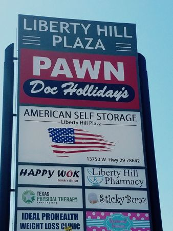 American Self Storage - Liberty Hill 13750 Texas 29 Liberty Hill, TX - Photo 0