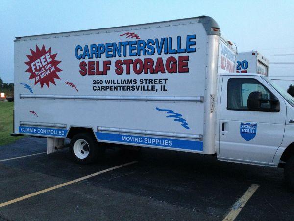 Carpentersville Self Storage 250 Williams Street Carpentersville, IL - Photo 1