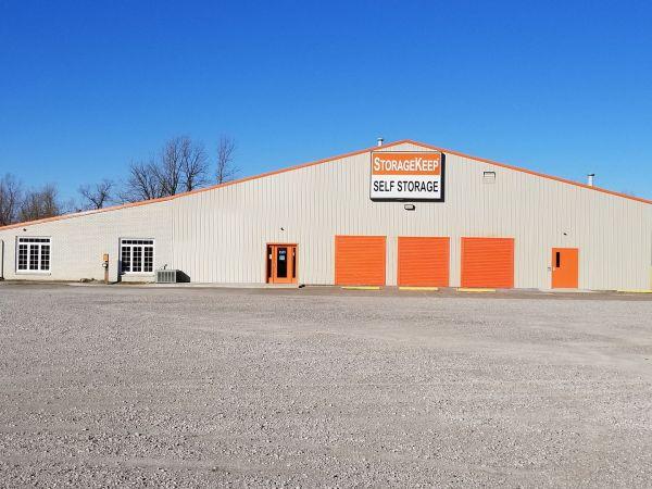 StorageKeep - Evansville - Morgan Ave. 5414 East Morgan Avenue Evansville, IN - Photo 2