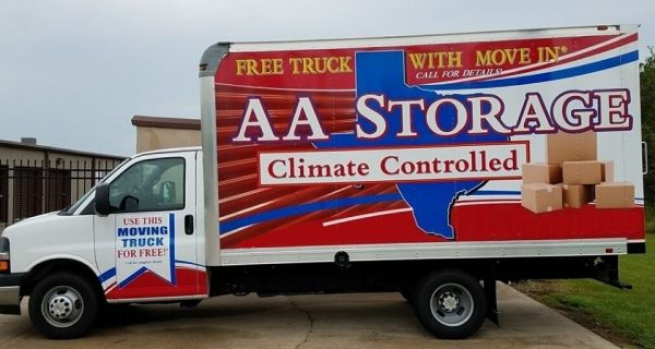 AA Climate Storage-Beaumont 9040 Texas 105 Beaumont, TX - Photo 11