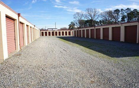 Personal Storage 832 W Grantham St Goldsboro, NC - Photo 0
