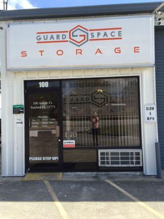 ... Guard Space Storage   Sanford2900 W Airport Blvd   Sanford, FL   Photo  1 ...