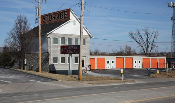 A - 1 Locker Rental Self Storage - South St. Louis County 4427 Meramec Bottom Road St. Louis, MO - Photo 1
