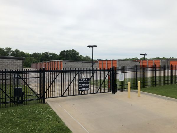 A - 1 Locker Rental Self Storage - South St. Louis County 4427 Meramec Bottom Road St. Louis, MO - Photo 8