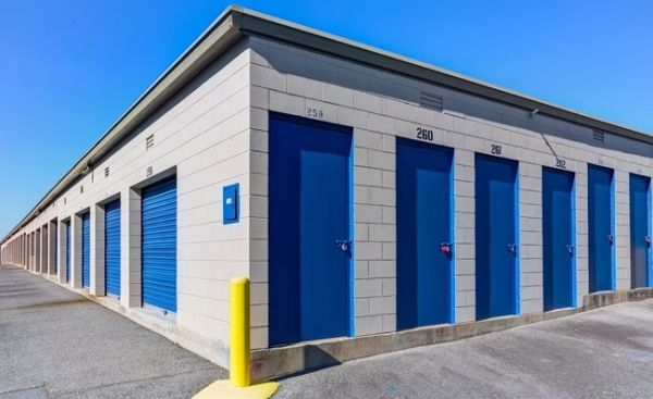 Snapbox Self Storage - Leon Circle 6100 Leon Circle Little Rock, AR - Photo 2