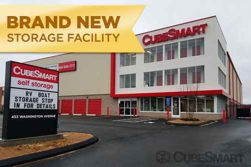 CubeSmart Self Storage - North Haven 453 Washington Avenue North Haven, CT - Photo 0