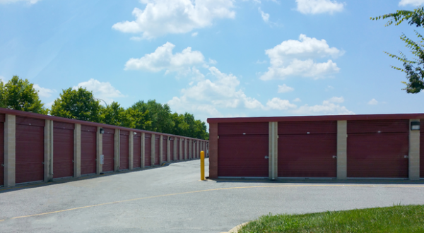 Storage Rentals of America - New Castle - 950 Red Lion Road 950 Red Lion Road New Castle, DE - Photo 4