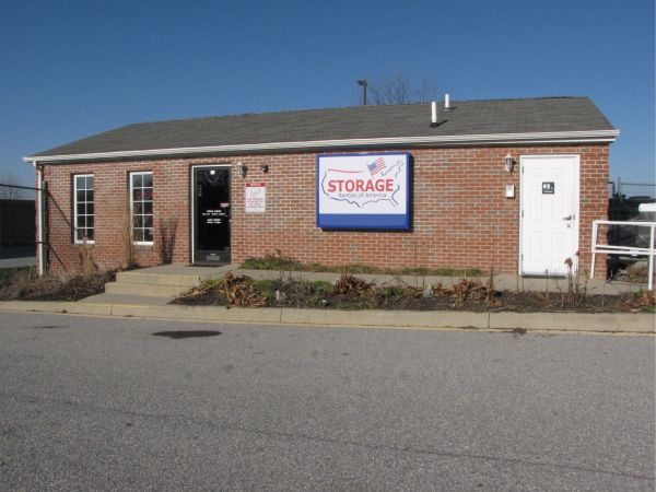 Storage Rentals of America - New Castle - 950 Red Lion Road 950 Red Lion Road New Castle, DE - Photo 6