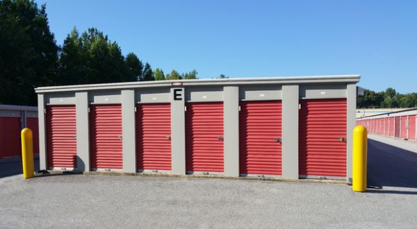 Storage Rentals of America - Bear - 100 East Scotland Drive 100 East Scotland Drive Bear, DE - Photo 1