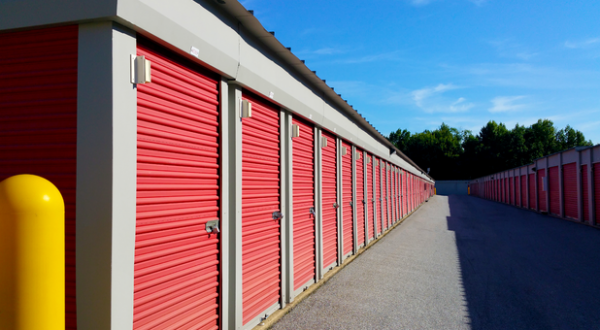Storage Rentals of America - Bear - 100 East Scotland Drive 100 East Scotland Drive Bear, DE - Photo 2