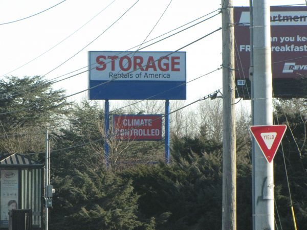 Storage Rentals of America - Bear - 100 East Scotland Drive 100 East Scotland Drive Bear, DE - Photo 3