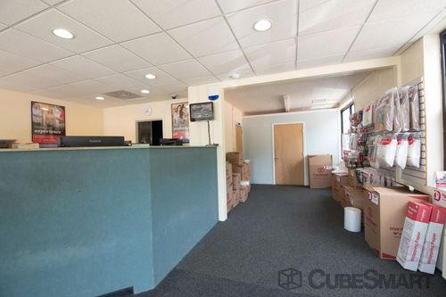 CubeSmart Self Storage - Auburn 198 Washington Street Auburn, MA - Photo 1