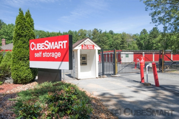 CubeSmart Self Storage - Sturbridge 63 Technology Park Road Sturbridge, MA - Photo 0