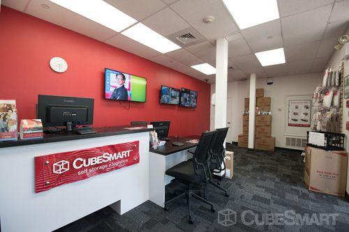 CubeSmart Self Storage - Hamden - 785 Sherman Avenue 785 Sherman Avenue Hamden, CT - Photo 1