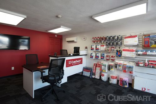 CubeSmart Self Storage - Pawtucket - 2 Delta Drive 2 Delta Drive Pawtucket, RI - Photo 1