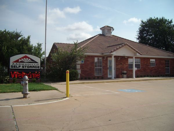 A Armadillo Self Storage 5333 South Collins Street Arlington, TX - Photo 0