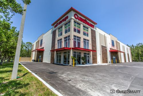 CubeSmart Self Storage - Saint Johns 124 Saint Johns Commons Road Saint Johns, FL - Photo 0