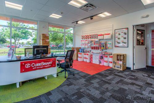 CubeSmart Self Storage - Saint Johns 124 Saint Johns Commons Road Saint Johns, FL - Photo 1