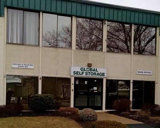 Global Self Storage - Clinton 6 Heritage Park Road Clinton, CT - Photo 0