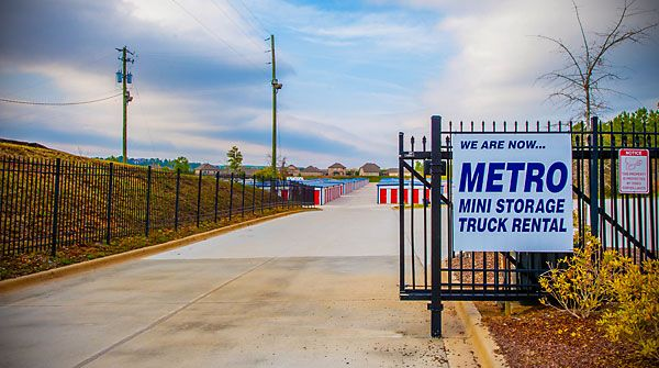 Metro Mini Storage - Hwy 70 6918 Highway 70 Calera, AL - Photo 0