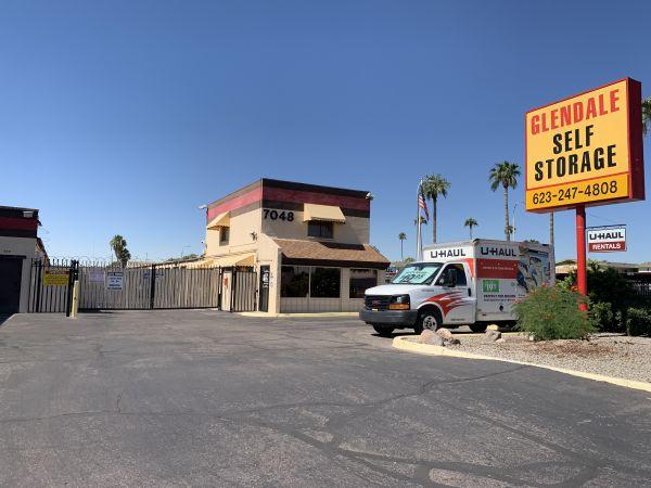 Glendale Self Storage and U-Haul 7048 North 43rd Avenue Glendale, AZ - Photo 0
