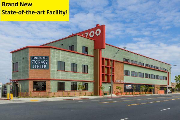 Long Beach Storage Center 1700 Santa Fe Avenue Long Beach, CA - Photo 0