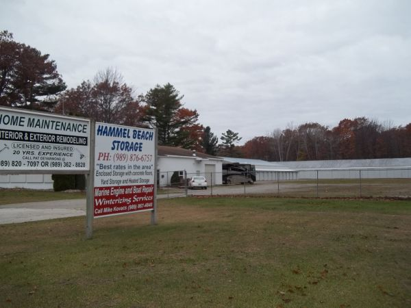 Hammel Beach Storage 353 North Huron Road Au Gres, MI - Photo 0