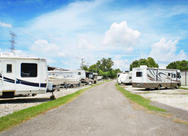 Clearwater Storage - Covered RV/Boat Space. Units Air Conditioned 14433 62nd Street North Clearwater, FL - Photo 2