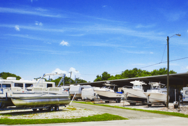 Clearwater Storage - Covered RV/Boat Space. Units Air Conditioned 14433 62nd Street North Clearwater, FL - Photo 5