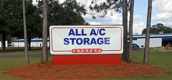 All A/C Self Storage - Wildwood 1200 Lee Street Wildwood, FL - Photo 0