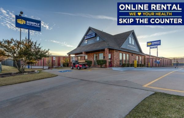 Simply Self Storage - 13401 N Indiana Avenue - Chisholm Creek 13401 North Indiana Avenue Oklahoma City, OK - Photo 0